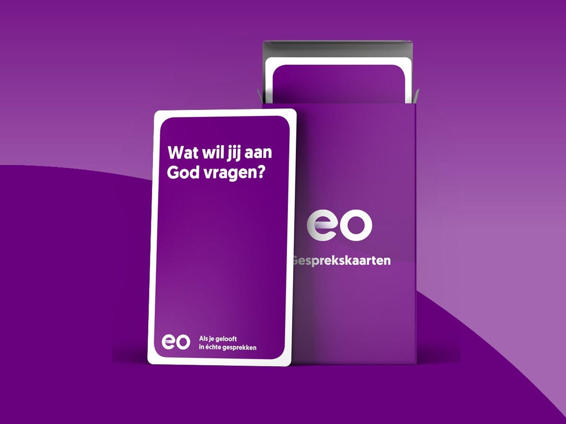 EO Gesprekskaartjes